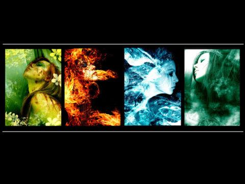 четыре стихии