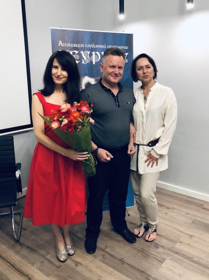 Семинар «Ты и Твоя Тень. Архетип Трикстера» состоялся в Киеве