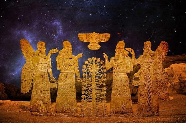 """Путешествие """"Таинственная Месопотамия. Архетипы Шумеров"""""""
